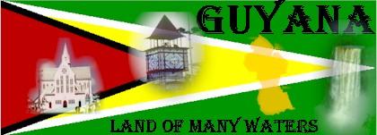 Guyana's Logo
